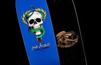 """McGill Skull & Snake"" Deck"