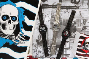 NIXON/Powell-Peralta collab watches