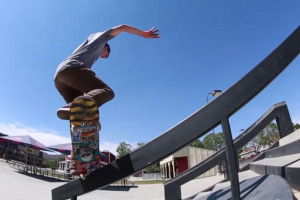 Corey Blanchette - How to Frontside Crooks