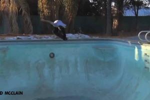 Brad McClain - August Pooling Around
