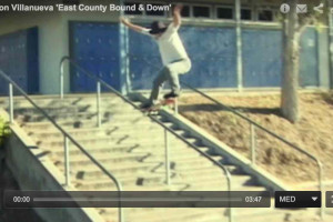 Brendon Villanueva - East County Bound and Down