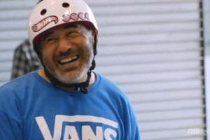 Catch up with Steve Caballero