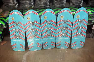 NOW THIS, IS A SKATEBOARD