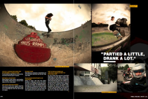 Powell-Peralta in Titus Mag