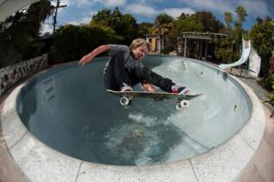 Shredding Shane Borland