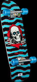 Powell Peralta Ripper Complete Blue - 10 x 31.75