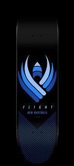 Powell Peralta Ben Hatchell Flight Skateboard Deck - Shape 249 - 8.5 x 32.08