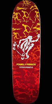Powell Peralta Future Primitive Red Deck - 8.9 x 32.38