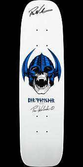 Powell Peralta Frankie Hill GFL Benefit Autographed Skateboard Deck- 10 x 31.5