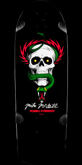 Powell Peralta Mike McGill OG Skull and Snake Skateboard Deck - 10 x 30.125