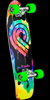 Powell Peralta PPP Tie Dye Cruiser - 7.35 x 25