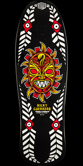 Powell Peralta Nicky Guerrero Mask Deck