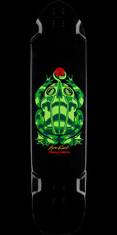 Powell Peralta Byron Essert Frog Blem Deck Black - 9.9 x 39.72