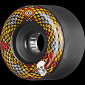 Powell Peralta Snakes 69mm 75A 4pk Black