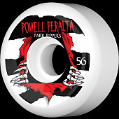Powell Peralta Park Ripper 56mm PF Wheels 4pk