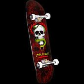 Powell Peralta Mike McGill Funshape Complete Skateboard Black - 8.97 x 32.38