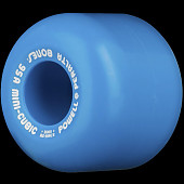 Powell Peralta Mini-Cubic 64mm 95a - Blue (4 pack)