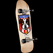 Powell Peralta Hill Bulldog Complete Skateboard Natural - 10 x 31.5