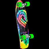 Powell Peralta PPP Tie Dye Cruiser - 7.35 x 25