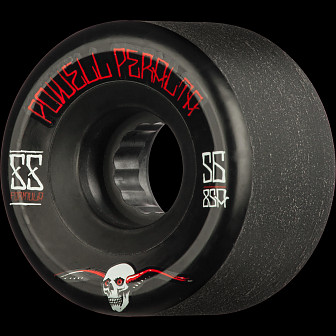 Powell Peralta G-Slides 56mm 85A 4pk Black