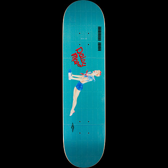 Powell Peralta Daisy May Limited Edition Reissue Skateboard Deck - Shape 127 - 8 x 32.125