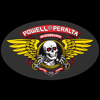 Powell Peralta Winged Ripper Sticker (Single)