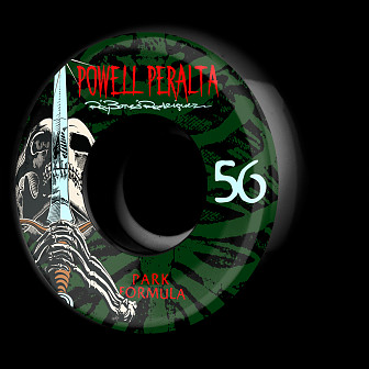 Powell Peralta Rodriguez Skull and Sword Wheel 56mm PF 4pk