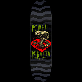 Powell Peralta Cobra Skateboard Deck Green - 8 x 31.45