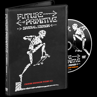Powell Peralta Future Primitive Special Edition DVD