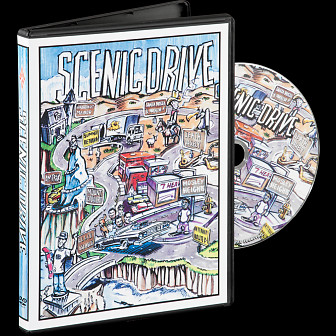 Powell Classic Scenic DVD
