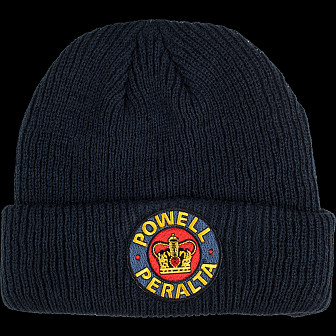 Powell Peralta Supreme Beanie Navy