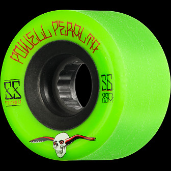 Powell Peralta G-Slides 56mm Green 4pk