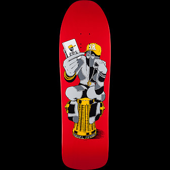 Powell Peralta Ray Barbee Hydrant Skateboard Deck - 9.7 x 31.92