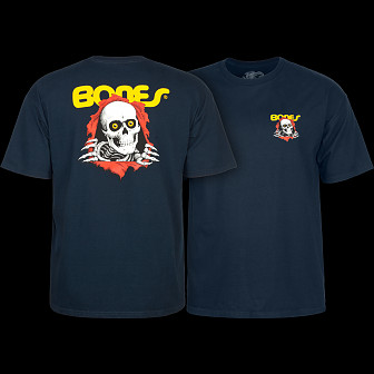 Powell Peralta Youth Ripper T-shirt - Navy