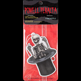 "Powell Peralta ""Fingers"" Air Freshener - Pineapple scented"
