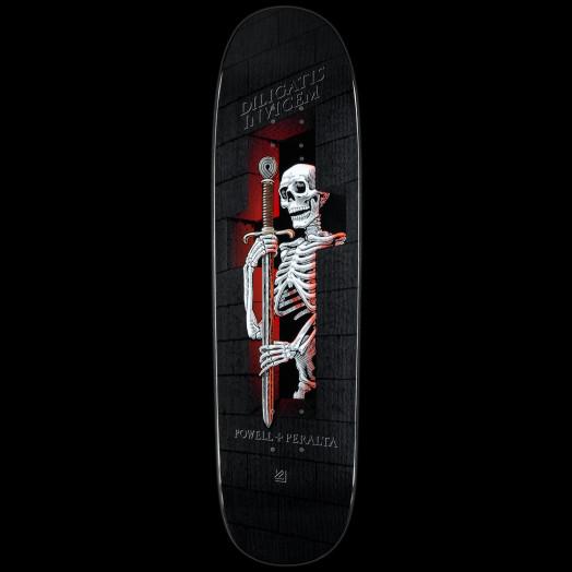 Powell Peralta Skateboard Deck Funshape Diligatis - 8.4 x 31.5