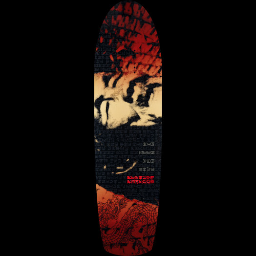 Powell Peralta Animal Chin Deck