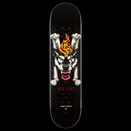 Powell Peralta LIGAMENT Pro Kilian Martin Wolf Skateboard Deck - 8 x 32.125