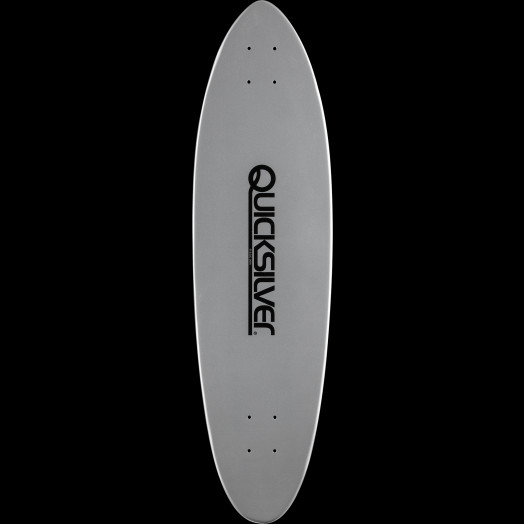 "Powell Peralta Quicksilver Deck Silver - 9"" x 32.875"""