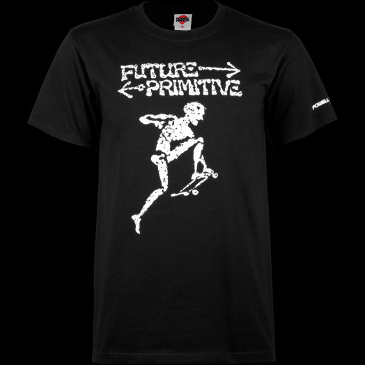 Powell Peralta Future Primitive T-shirt - Black
