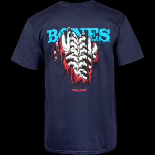 Powell Peralta Shred T-shirt - Navy