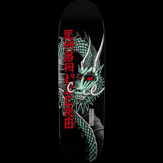 Powell Peralta Cab Ban This Skateboard Deck Black - 9.265 x 32