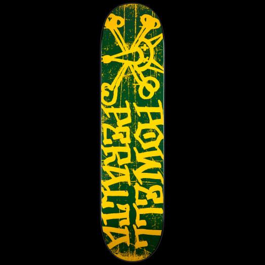 Powell Peralta LIGAMENT Vato Rat 4 Skateboard Deck - 7.88 x 31.67
