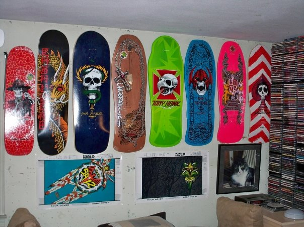 Amazing Skateboard Collection Blog Powell Peralta 174
