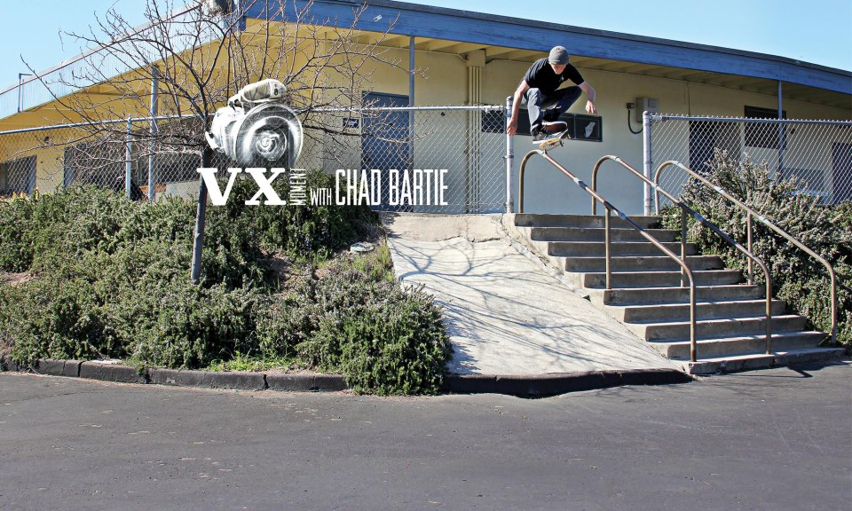 chad bartie vx moment
