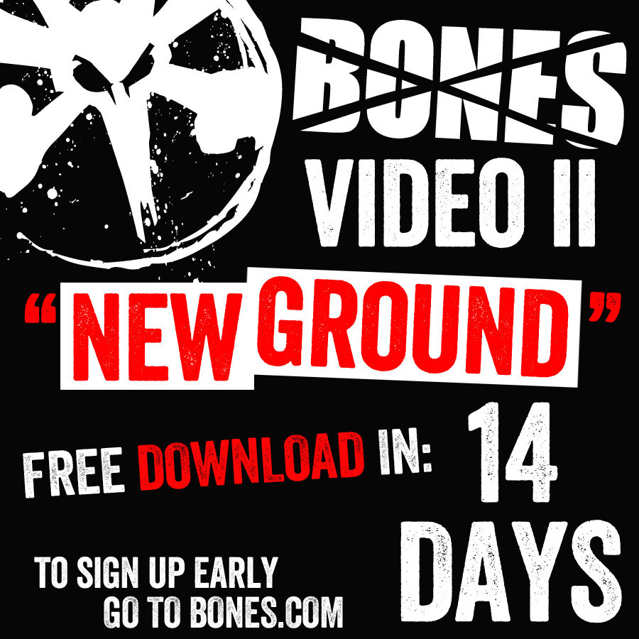 bones wheels 14 days