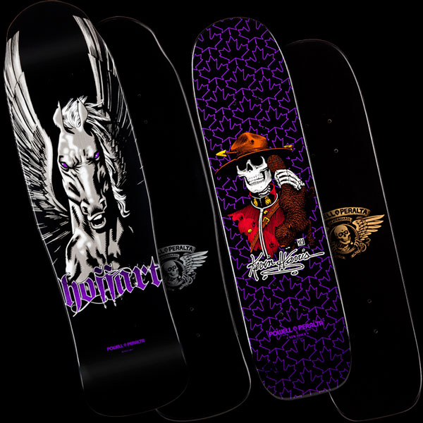 Hoffart Harris | New Decks