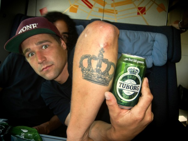 tuborg tattoo