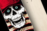 "Thumb of ""Caballero Hooligan"" Pro Deck"