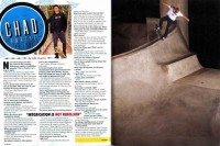 Thumb of Chad Bartie interview in Thrasher